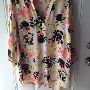 Woman's Pullover Blouse Size 2X